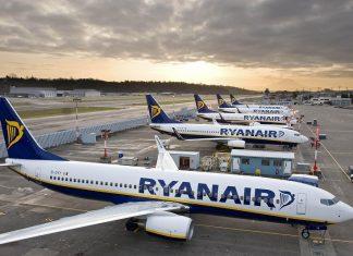 Απεργίες ξεκινά η Ryanair