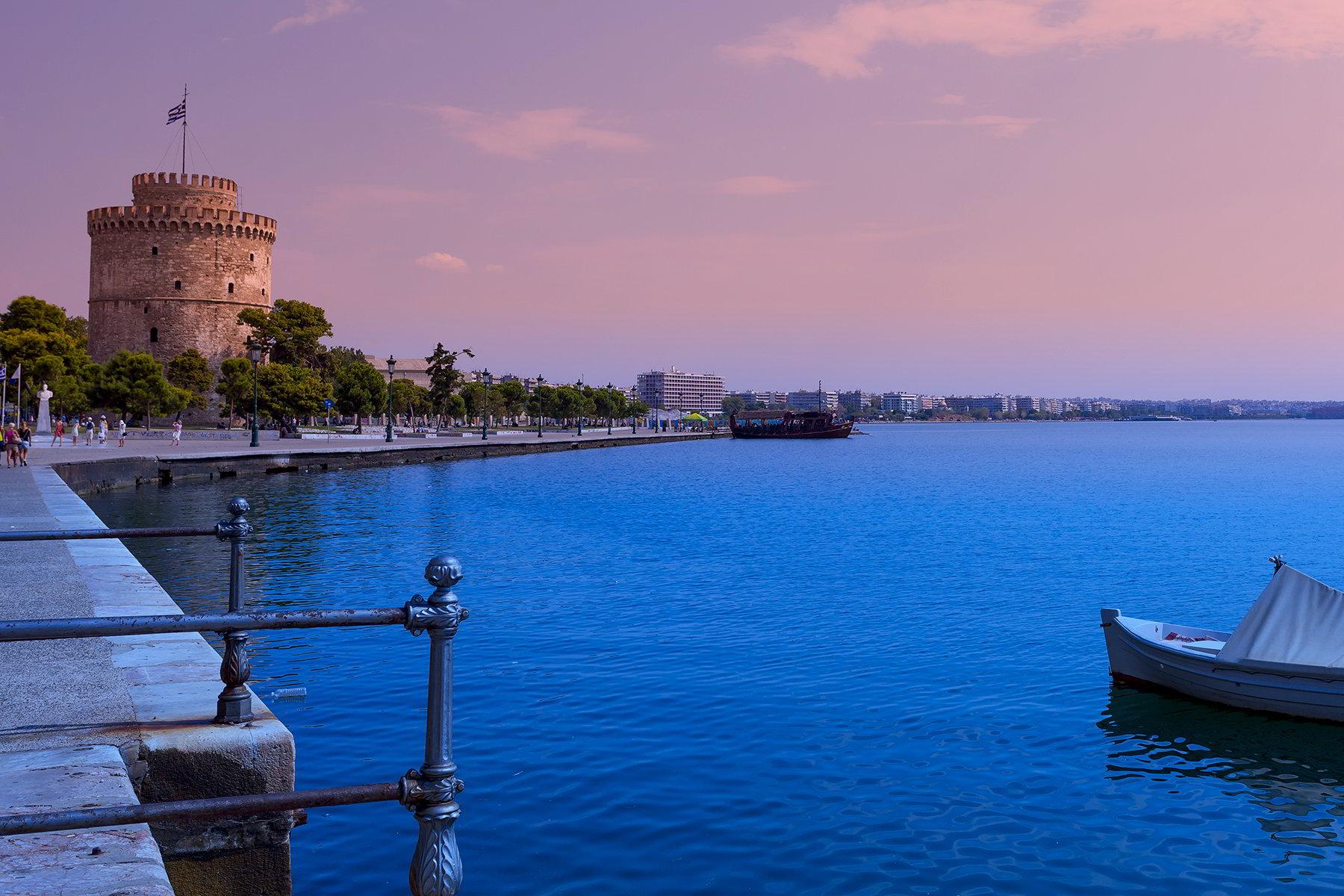 35bc185c5c44 Θεσσαλονίκη  H πιο γνωστή πόλη της Ελλάδας για τους Τούρκους Tour ...