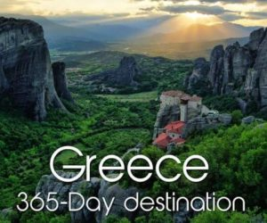 Συμμετοχή της ταινίας «Greece A 365-Day Destination» σε 15 Διεθνή Φεστιβάλ