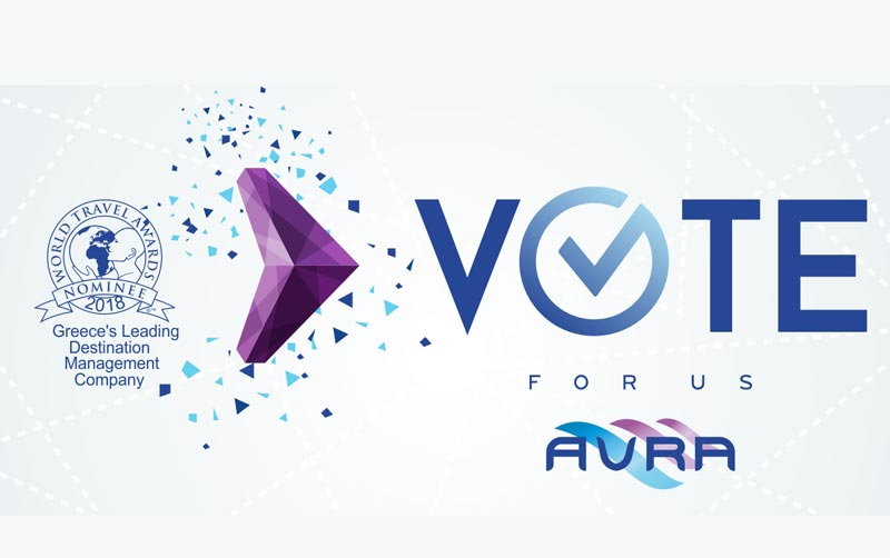 Αποτέλεσμα εικόνας για Η AVRA Tours υποψήφια στα World Travel Awards