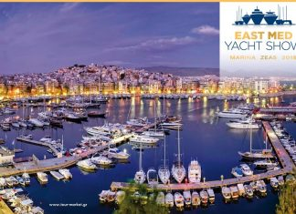 17ο East Med Yacht Show