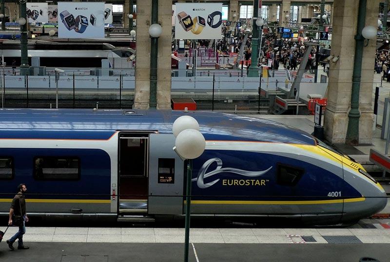 Αποτέλεσμα εικόνας για Eurostar: για συνέδρια
