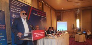 Κουρουμπλής : «Θέλουμε ειρηνική συνύπαρξη και συνεργασία με την Τουρκία»