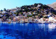 Συνάντηση των Δημάρχων Σύμης και Ντάτσα για τον τουρισμό