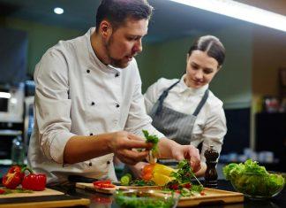 επιλογή προορισμών chef