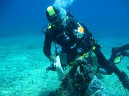 «Καθαρίστε τη Μεσόγειο»: Εθελοντική προσπάθεια καθαρισμού ακτών–βυθού