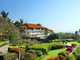 Διαμόρφωση εξωτερικών χώρων ξενοδοχείων