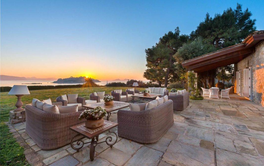 20 εκατ. ευρώ το ακριβότερο σπίτι της Ελλάδας σύμφωνα με το Sotheby's