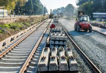 Παραδόθηκε η σιδηροδρομική διάβαση Λιανοκλαδίου