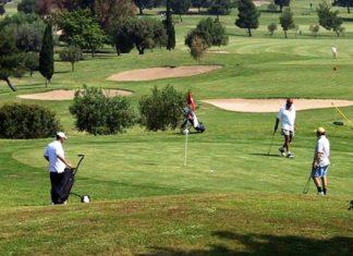 Πόρτο Καρράς, γήπεδο Golf του Porto Carras Grand Resort