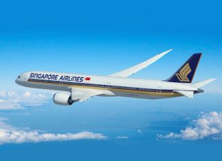 H Singapore Airlines καλύτερη αεροπορική εταιρεία στον κόσμο