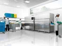 Electrolux: Πλυντήρια πιάτων green&clean, τύπου τούνελ
