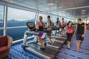 Νέο πρόγραμμα fitness από Celebrity Cruises και Canyon Ranch