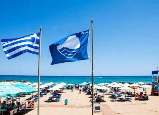 Δεύτερη παγκοσμίως η Ελλάδα σε «Γαλάζιες Σημαίες»