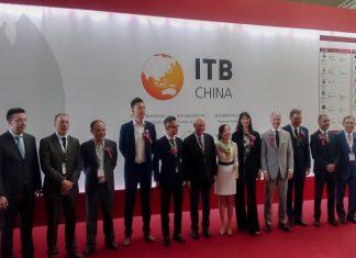 Εγκαινιάστηκε η ITB China στη Σαγκάη από την Έλενα Κουντουρά