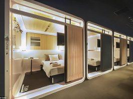 Το παράξενο ξενοδοχείο στην Ιαπωνία