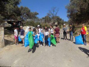Αquila Rithymna Beach και «Let's do it Greece» ενώθηκαν για το περιβάλλον