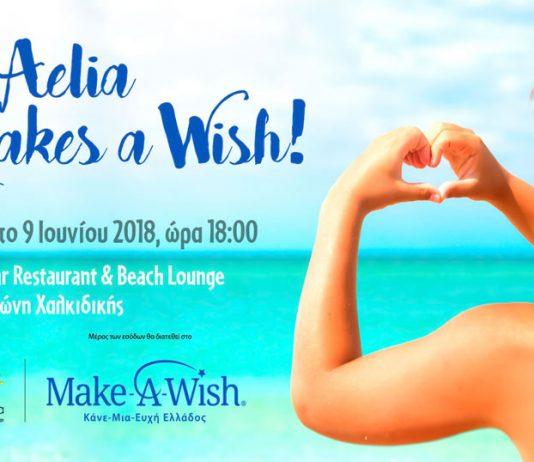AELIA Makes a Wish