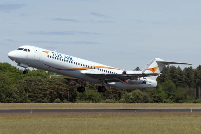 Νέα δρομολόγια από την TUS Airways