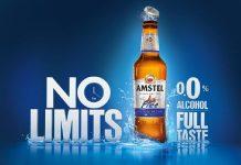 AMSTEL FREE χωρίς αλκοόλ