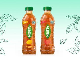 Φυσική δροσιά και υπέροχη γεύση από τη NESTEA