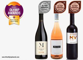 Βραβεία OLYMP Awards 2018 Τροφίμων, Οίνων και Ποτών