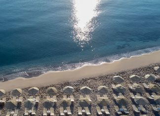 «Αειφόρα Παραλία της Μεσογείου» η παραλία Καστρί του Creta Maris