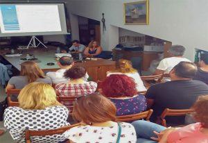 Workshop από την Aqua Vista στην Κίμωλο