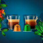 Δύο νέες ποικιλίες από τη Nespresso