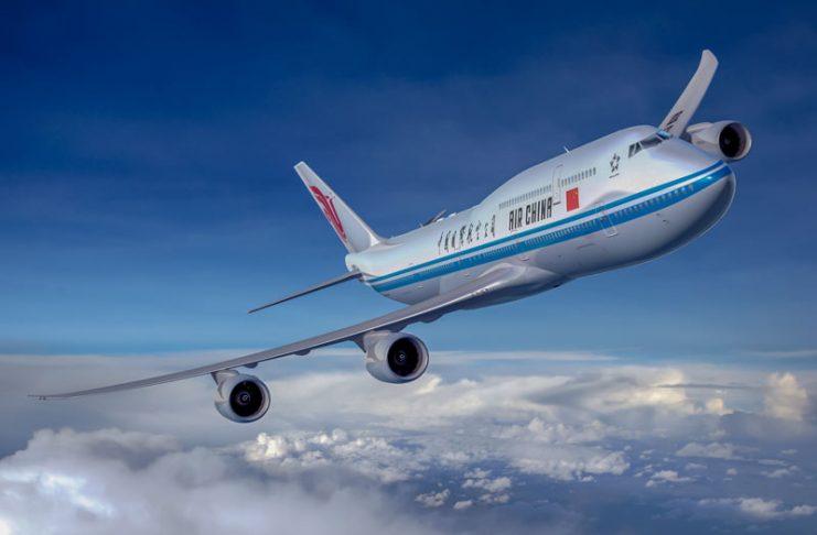 Τρείς εβδομαδιαίες πτήσεις από την Air China