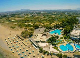 Το Apollonia Beach Resort & Spa συμμετείχε στη δράση «Clean Up the Med»