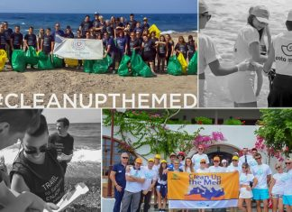 «Clean up the MED» από τα Maris Hotels
