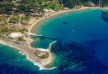 Εγκαινιάστηκε το λιμάνι της Ερείκουσας