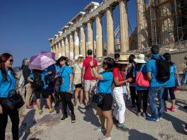 Κύματα κινέζων τουριστών στην Ελλάδα
