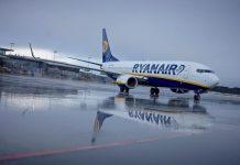 H Ryanair ενώνει Κέρκυρα - Λονδίνο