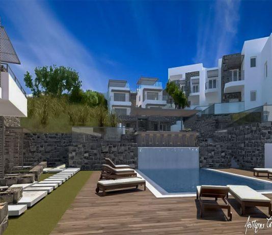 Άνοιξε το SeaScape Luxury Residences στην Κρήτη
