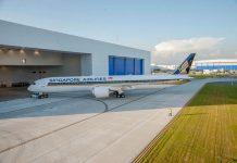 Η Singapore Airlines βάζει νέα Boeing 787-10 στις πτήσεις για Μπαλί