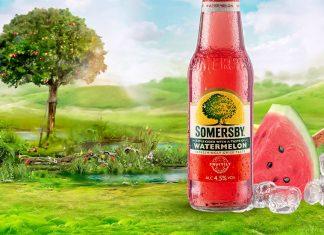 Somersby Watermelon από την Ολυμπιακή Ζυθοποιία