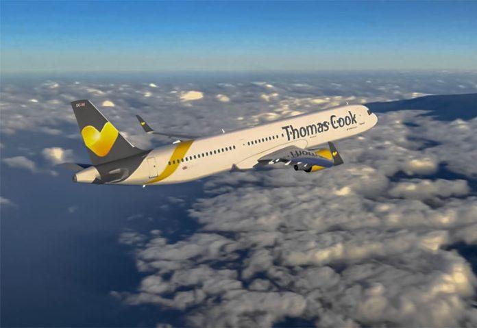 Νέες πτήσεις της Thomas Cook στη Τουρκία