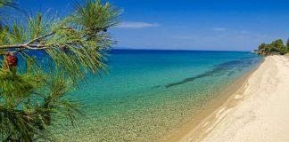 Ανοδική η πορεία της τουριστικής κίνησης στη Χαλκιδική