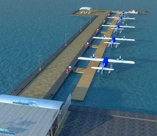 «Πάγωσε» η επένδυση για των υδατοδρομίων