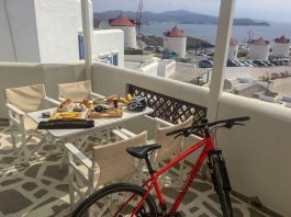 Το πρώτο Bike Friendly Hotel στην Αστυπάλαια