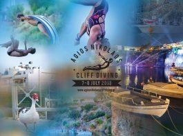 Ολοκληρώθηκε το «3ο Agios Nikolaos Cliff Diving 2018»