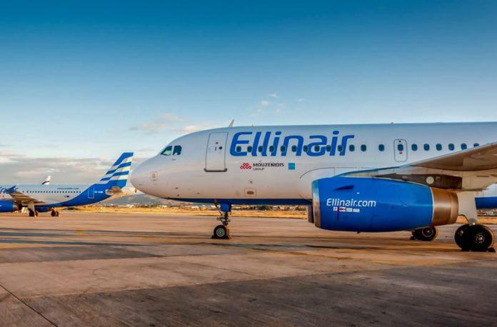 Η Ellinair συνεχίζει τις πτήσεις στα Χανιά και τον χειμώνα