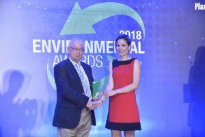 Τρία βραβεία για το Porto Carras στα Environmental Awards 2018!