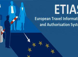 Νέο σύστημα ελέγχου εισόδου στην Ευρώπη από το 2021