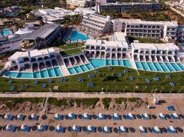 Γαλάζια Σημαία κυματίζει στο Lyttos Beach Resort στην Κρήτη