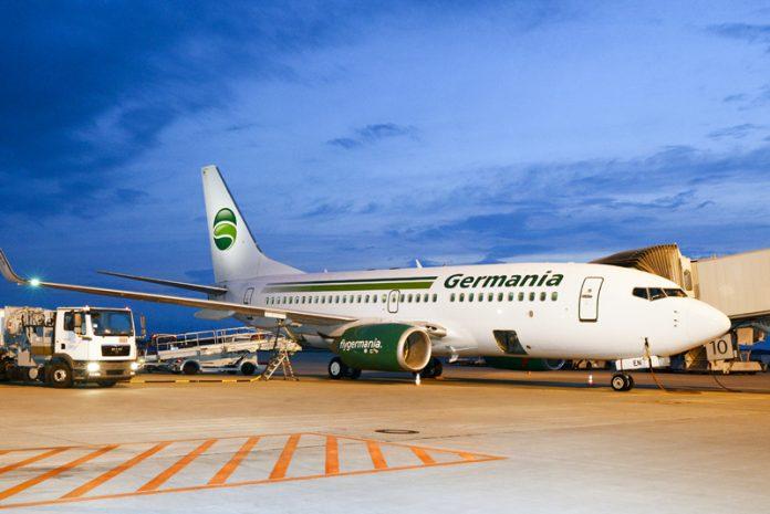 Νέες πτήσεις της Germania για Κάρπαθο