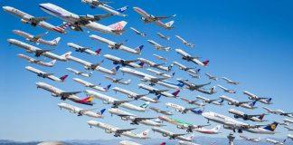 «Ανθηρά» μεγέθη για τις αεροπορικές εταιρείες και το 2018
