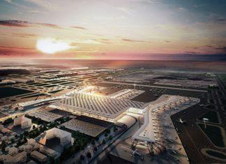 Πρόωρα εγκαίνια στο νέο διεθνές αεροδρόμιο της Κωνσταντινούπολης